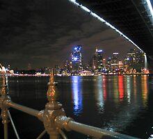 Birthday bridge I by JohnW