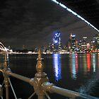 Birthday bridge II by JohnW