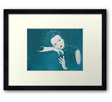 Anna May Wong 2 Framed Print