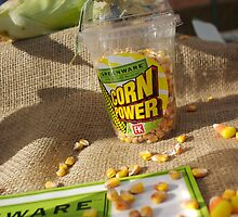 Corn Power by Christopher Klosowski