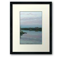 Topock Framed Print