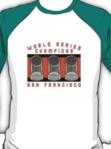 World Series Champions  T-Shirt