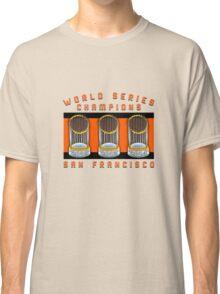 World Series Champions  Classic T-Shirt