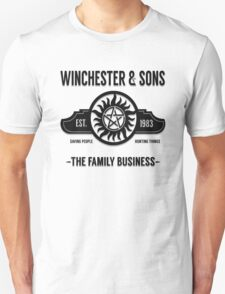Winchester And Sons - Heaven Version T-Shirt