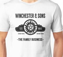 Winchester And Sons - Heaven Version Unisex T-Shirt