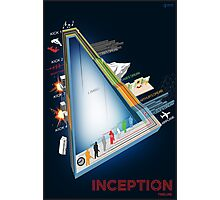 Inception Timeline Photographic Print