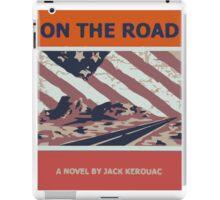 Kerouac On The Road iPad Case/Skin