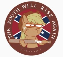 Applejack - The South Will Rise Kids Clothes