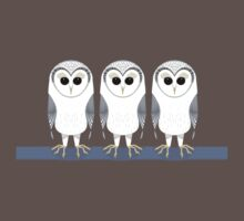 OWL TRIPLETS Kids Clothes