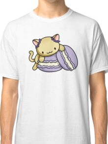 Macaron Kitty Classic T-Shirt