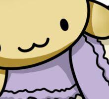 Macaron Kitty Sticker