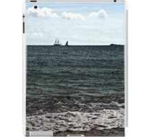 Sail Weymouth B iPad Case/Skin