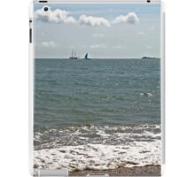Sail Weymouth C iPad Case/Skin