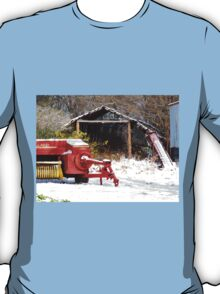 The Old Hay Barn T-Shirt