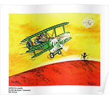SOPWITH CAMEL Poster