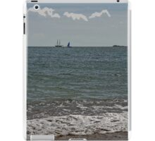 Sail Weymouth D iPad Case/Skin