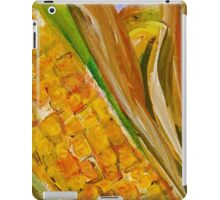 Corn in the Husk iPad Case/Skin
