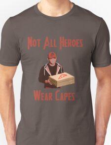 Pizza Hero Unisex T-Shirt