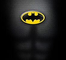 Batman Suit by robozcapoz