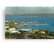 Thursday Island Canvas Print