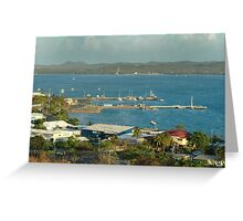 Thursday Island Greeting Card