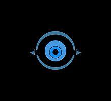 The Swollen Eyeball Network by Greytel