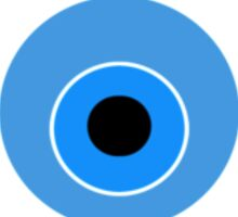 The Swollen Eyeball Network Sticker