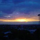 Sunset from Shangri-la (final) by frozenfa