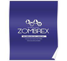 ZOMBREX Ad Poster