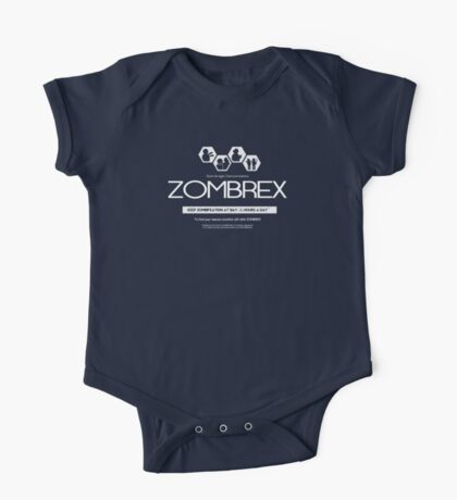 ZOMBREX Ad One Piece - Short Sleeve