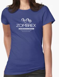 ZOMBREX Ad Womens Fitted T-Shirt