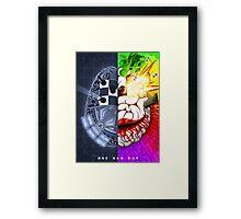 One Bad Day Framed Print