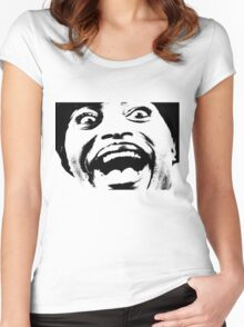 Little Richard Women's Fitted Scoop T-Shirt