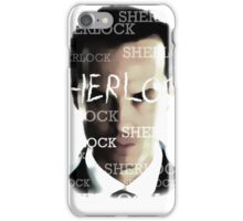 Moriarty's Cell  iPhone Case/Skin