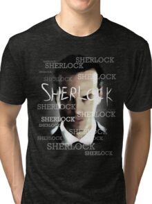 Moriarty's Cell  Tri-blend T-Shirt