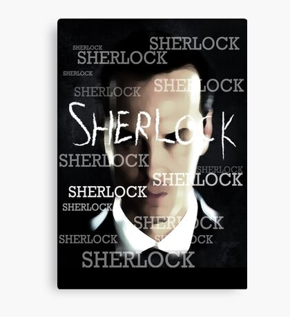 Moriarty's Cell  Canvas Print