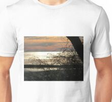 Lake Erie, Ontario Sunset Unisex T-Shirt