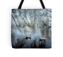 The Blue Pond Tote Bag