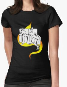 Procrastinate - flame drop T-Shirt