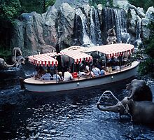 Jungle Cruise by zmayer