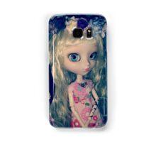 Cachou-Gwendolynn and her fairy crown of nature Samsung Galaxy Case/Skin