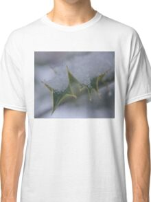 Snow Holly A Classic T-Shirt