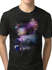 A Boy and His Box Tri-blend T-Shirt