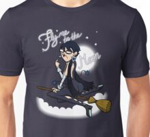 Fly me to the moon... Unisex T-Shirt