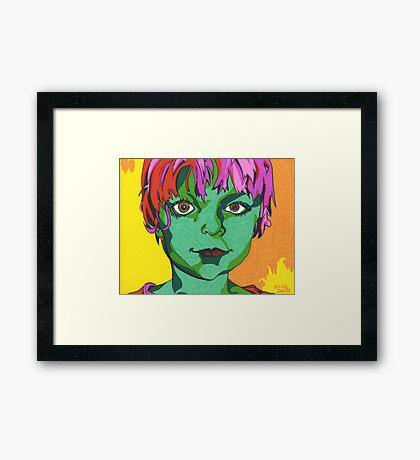 My Elemental Framed Print