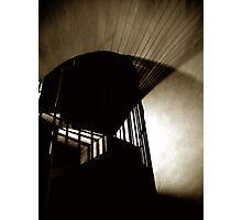 vanlose stairway #1 Photographic Print