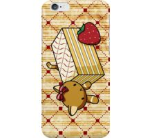 Mille Feuille Kitty iPhone Case/Skin