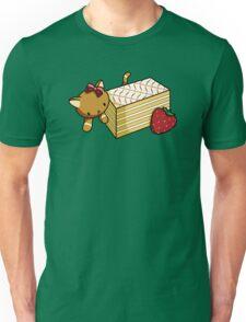Mille Feuille Kitty Unisex T-Shirt