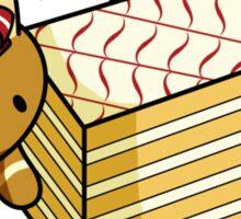 Mille Feuille Kitty Sticker