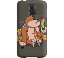 That's not how you eat a banana! Samsung Galaxy Case/Skin